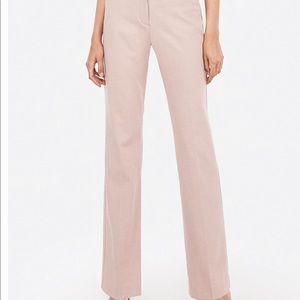 Express Columnist Blush dress pants